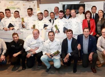 II Gala Espárrago Chef de Huétor Tájar
