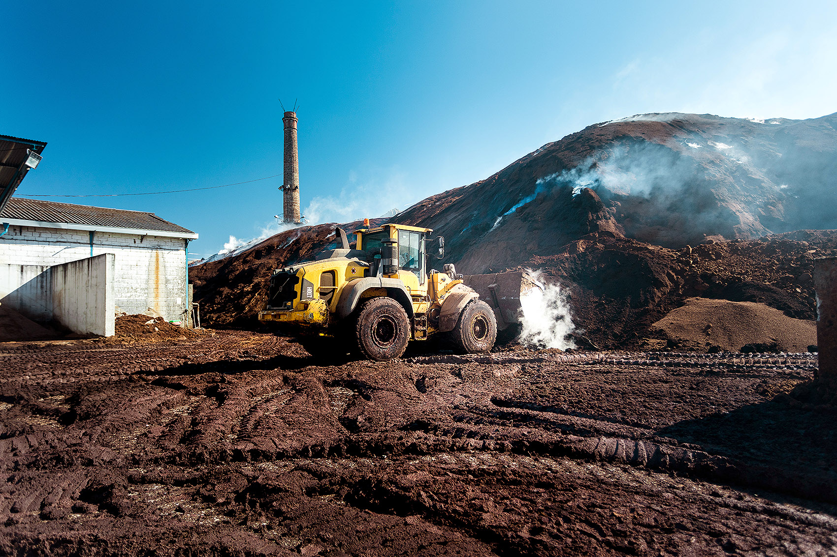 Biocombustible ecológico: Pellet y Orujillo