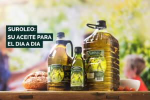 Aceite de Oliva Suróleo, de Aceites Sierra Sur.