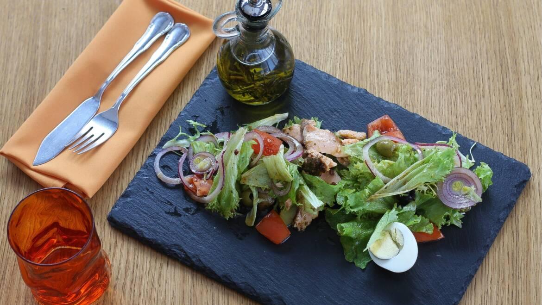 Aceite de oliva: la grasa más sana en la dieta mediterránea