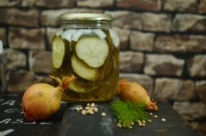 Conservas casera en aceite de oliva Sierra Sur