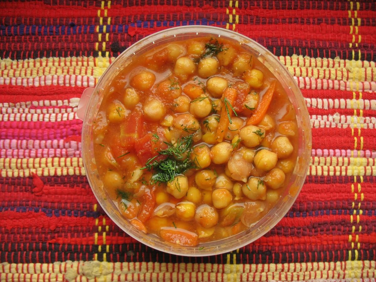 Cocina con legumbres y aceite de oliva virgen extra: una combinación saludable y muy apetecible con el frío