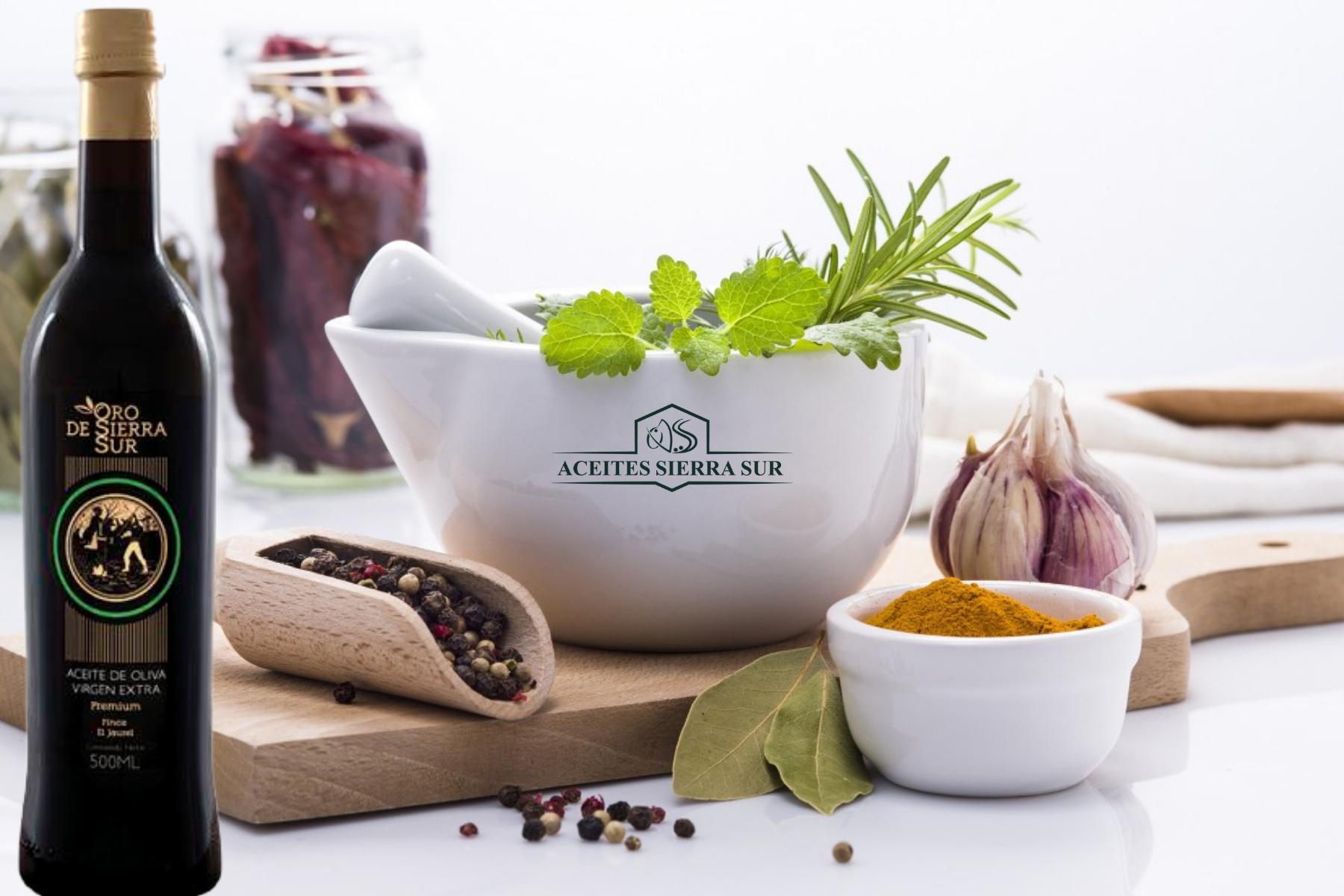 AOVE de sabores: cómo hacer aceites caseros 'a la carta'