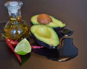 productos gastronómicos de moda con aceite de oliva virgen extra